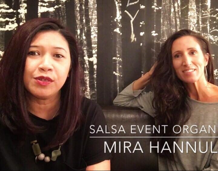Exlusive Interview With Mira Hannula Salsa Stockholm