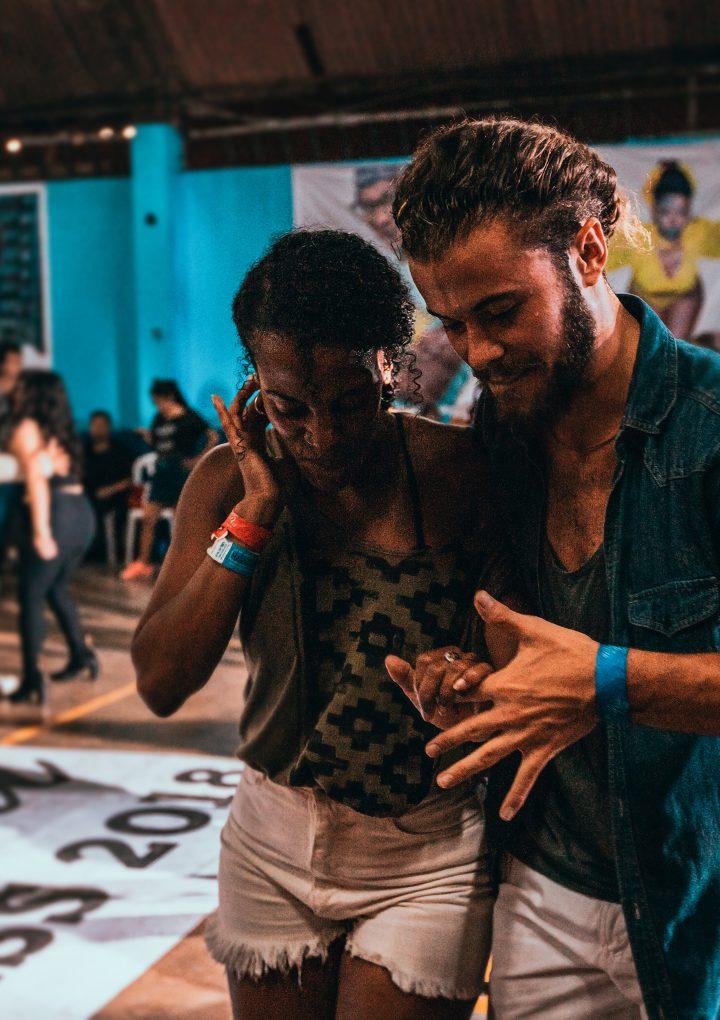 Communication Skills in Salsa Teaching